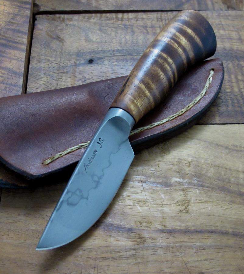 Karl Andersen - CKCA Club Knife